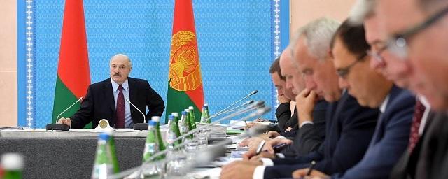 Правительство Белоруссии проработало лишь два года и было отправлено в отставку
