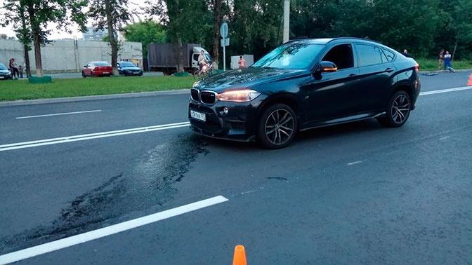 Очевидец рассказал подробности в деле об аварии в Подольске с участием хоккеиста Иванюженкова