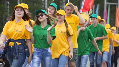 Трудовые отряды АО «СУЭК» продолжают участие во Всероссийской акции #МыВместе