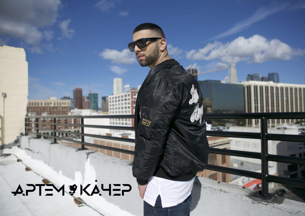 Михаил Гуцериев написал стихи для песни поп-рэпера Артема Качера