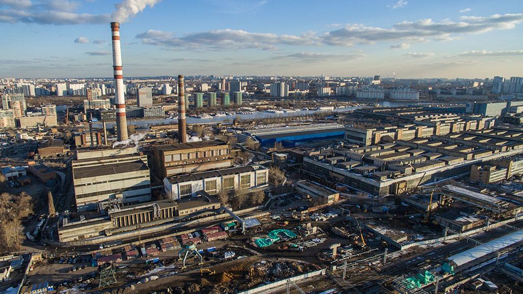 Владимир Ефимов: частные инвесторы вложат около 7 триллионов рублей в промзоны Москвы