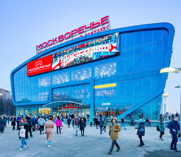 Президент компании «Гарант-Инвест» Алексей Панфилов дал интервью Shopping Centers Russia