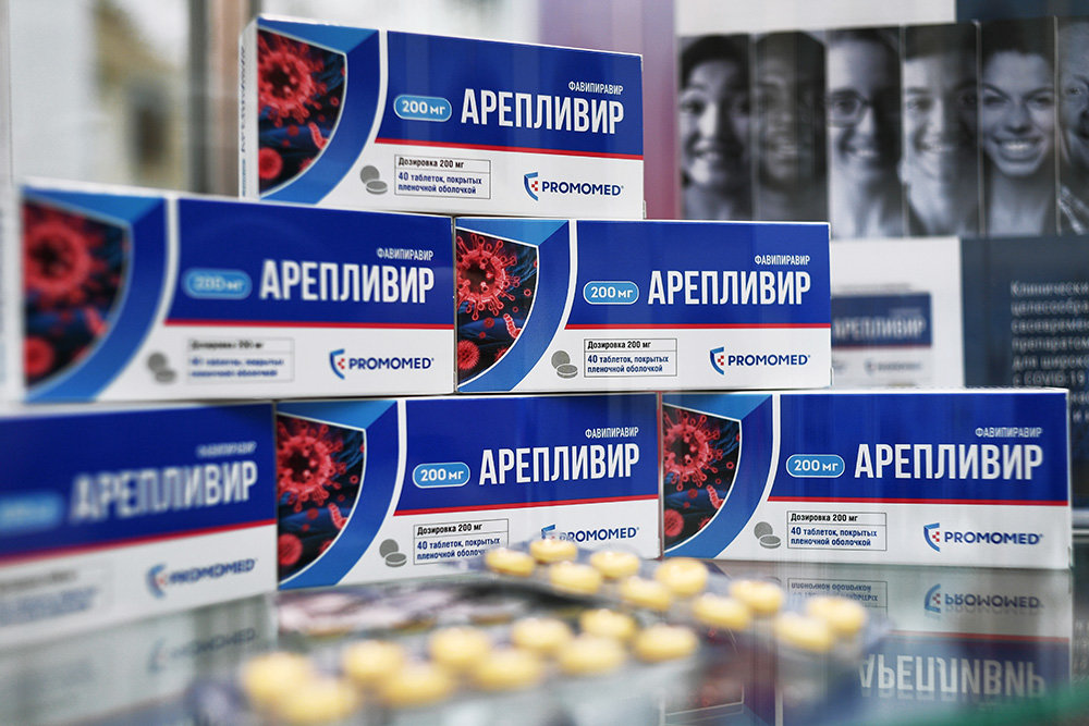 ФАС согласовала предельную отпускную цену на препарат «Арепливир»
