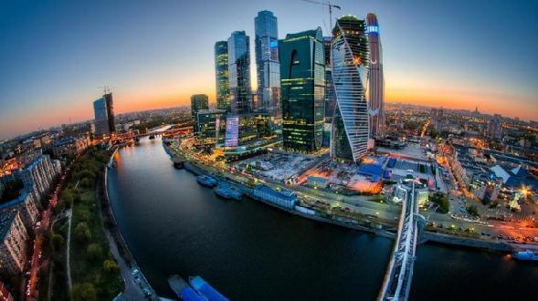 С пятого на четвертое место поднялась Москва в рейтинге The World's 100 Best Cities