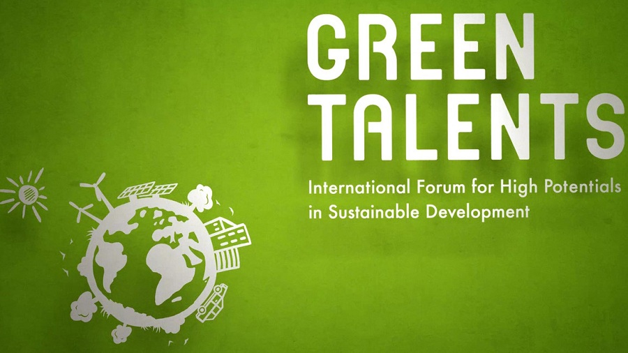 Лауреаты Green Talents 2020 поделятся своими идеями с немецкими учеными