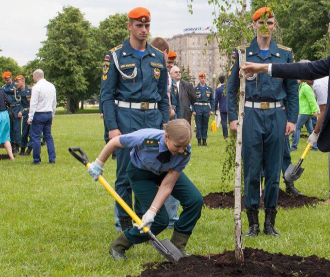 МЧС России сообщает: предотвращать экологические катастрофы поможет Экодиктант