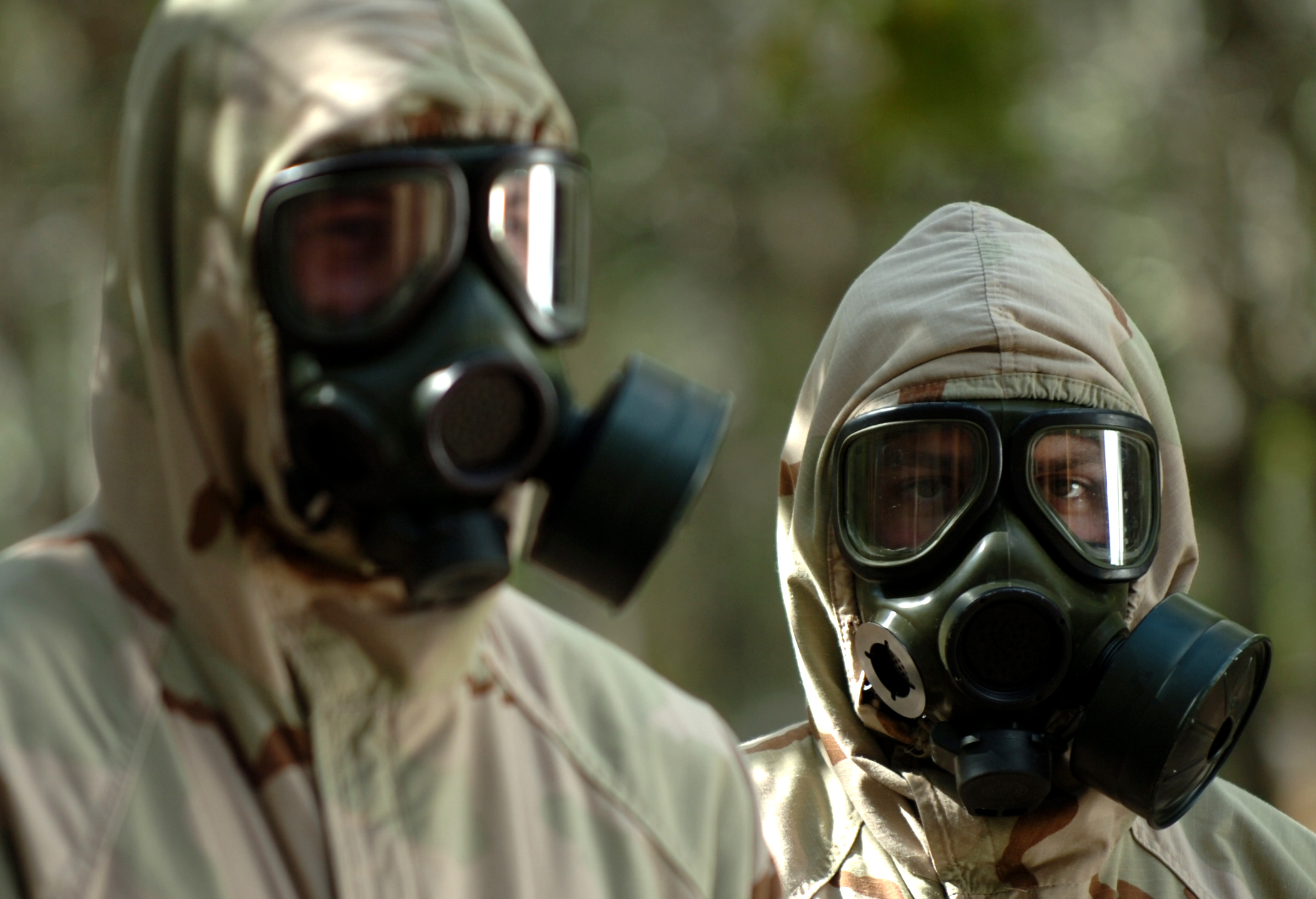 Россия готова говорить о химическом оружии в Совбезе