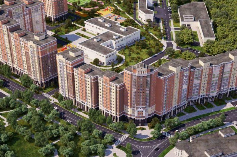 ГК «А101» САФМАР Михаила Гуцериева удерживает высокие темпы продаж недвижимости в Новой Москве