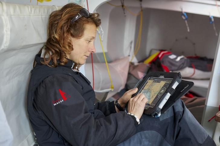 Помощником Изабель Йошке в кругосветной парусной регате Vendée Globe 2020 стал Panasonic TOUGHBOOK 33