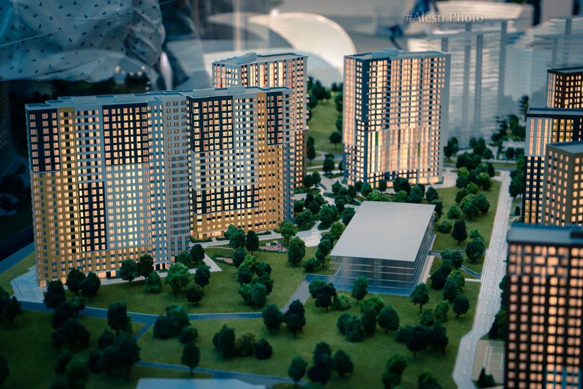 ГК «А101» анонсировала строительство в столице универсального бизнес-парка на 1100 рабочих мест