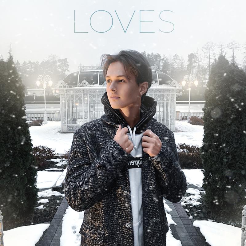 «Первый снег» — новый трек молодого артиста LOVES