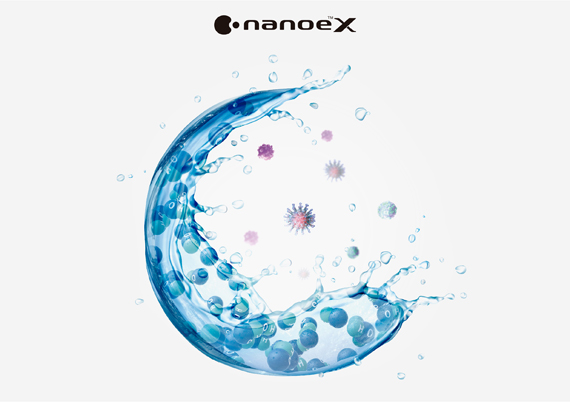 Подтверждение ингибирующего эффекта технологии nanoe™ X на базе гидроксильных радикалов в отношении нового коронавируса (SARS-CoV-2)