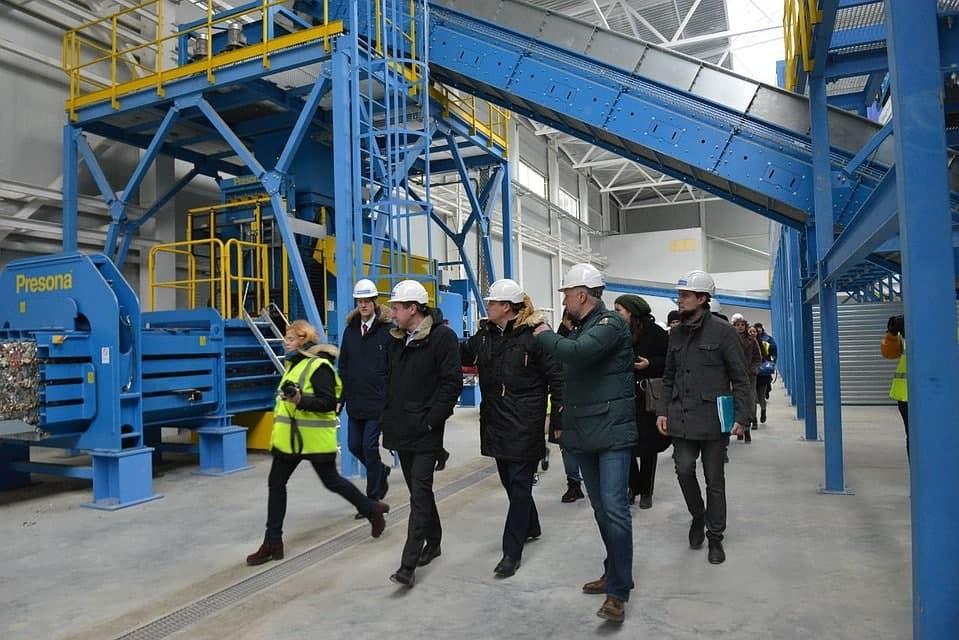 В ближайшие годы в России откроется 371 мусороперерабатывающий завод – РЭО