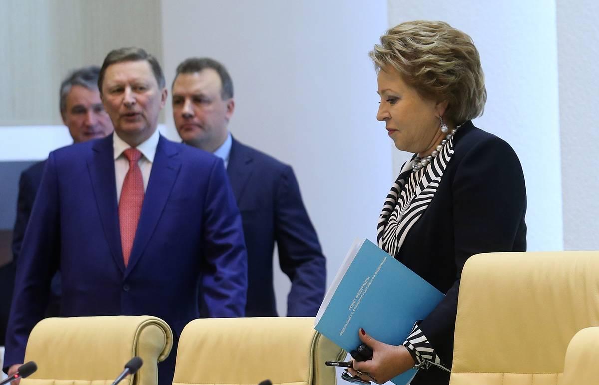 В Совфеде РФ прошло совещание по безопасности интернета