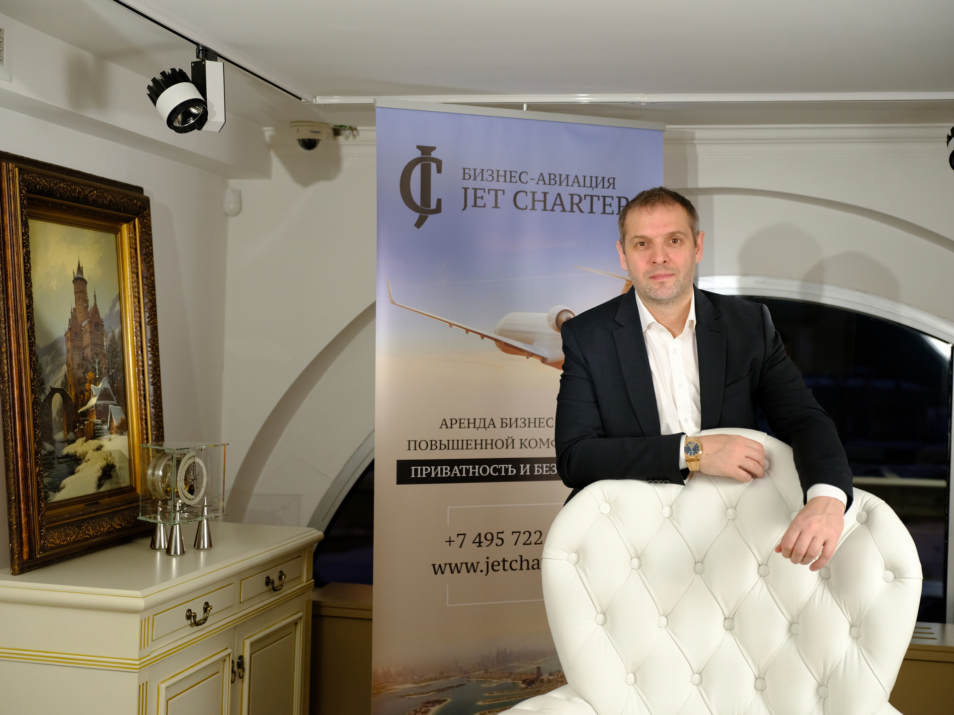 Как развивается рынок бизнес-авиации в современных реалиях?