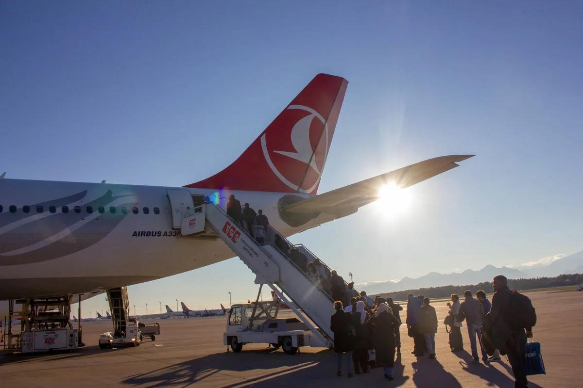 Россия планирует открыть авиасообщение с Египтом и Италией