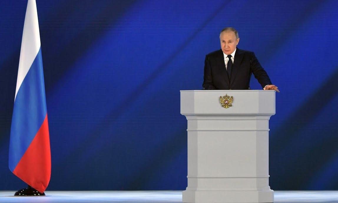Послание Федеральному собранию: Путин пообещал сделать бесплатной газификацию частных домовладений