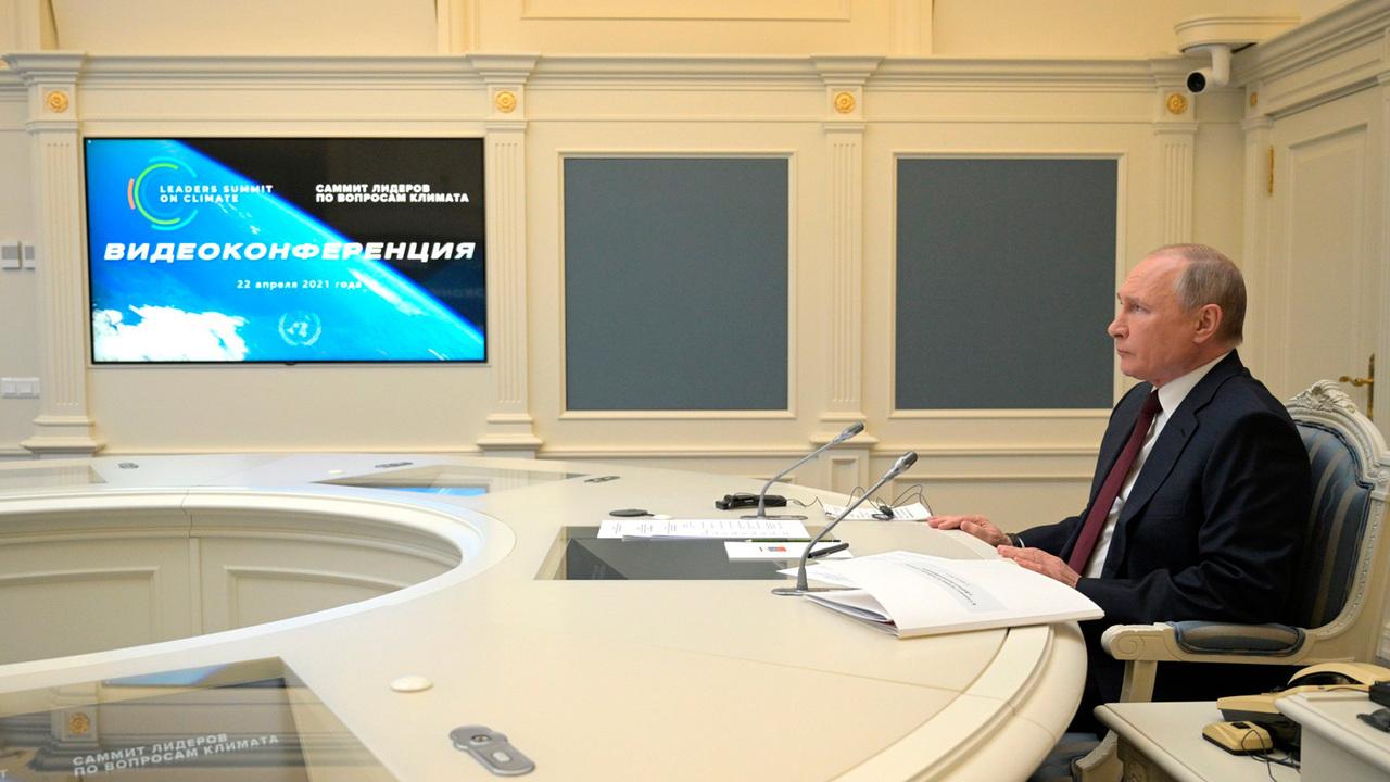 Путин заявил о преференциях для компаний, развивающих «зеленые» технологии