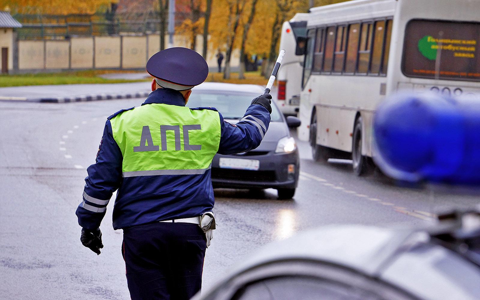 МВД РФ анонсировал проект новых Правил дорожного движения