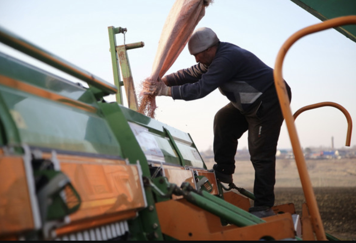 Ульяновская область закупила к посевной кампании 330 единиц сельхозтехники