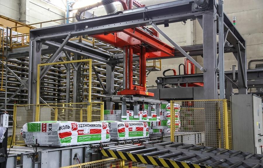 Компания ТЕХНОНИКОЛЬ успешно реализует программу по снижению отходов производств