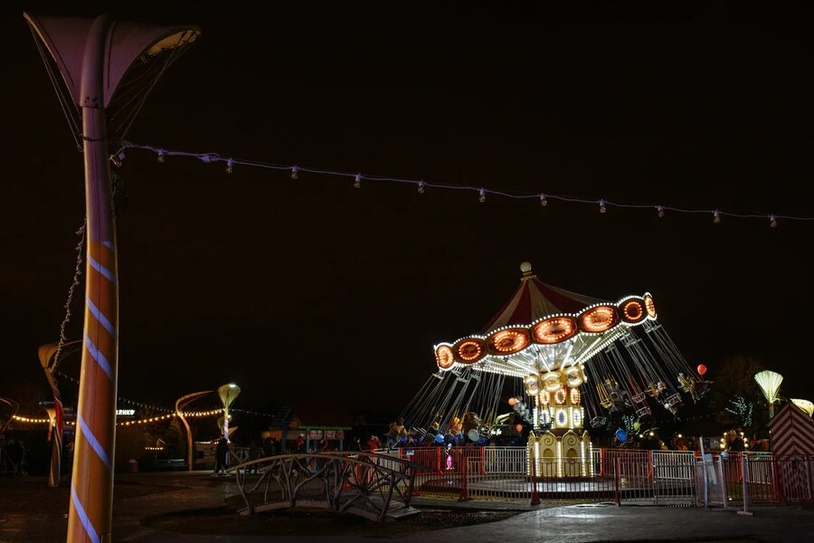 Съемки психологического триллера «Мать моего сына» завершились в московском парке развлечений «Сказка»