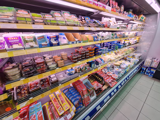 Metzgerei kismET (Türkischer Supermarkt)