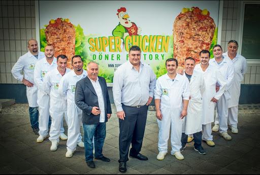 Super Chicken Döner Factory