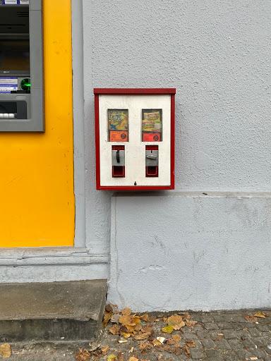 Kaugummiautomat Sonnenallee 211
