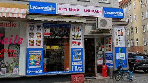 City Shop - Spätkauf