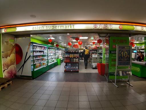go asia Supermarkt - Potsdamer Platz