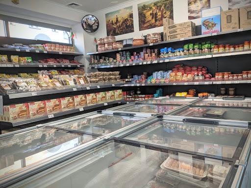 Bulgarische Lebensmittel Oma Wenda Supermarkt