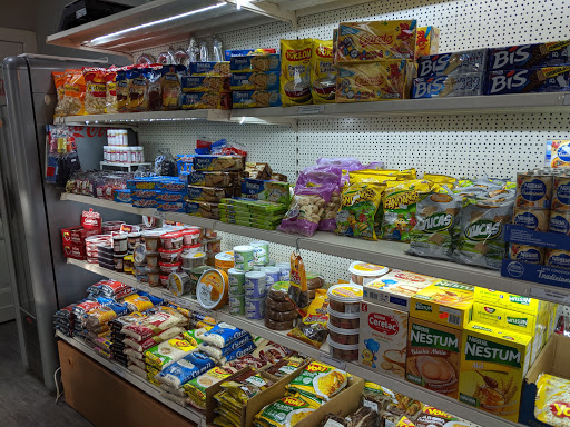 Brazillian Food Market