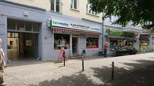 Alan Internet Cafe Spätkauf
