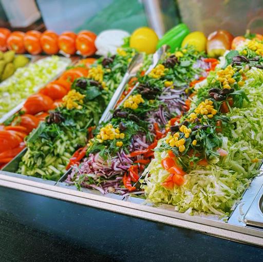 EGE Gemüse Kebab