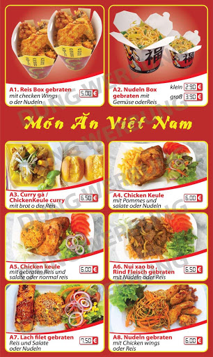 Phuoc Loc - Asia Thai Küche