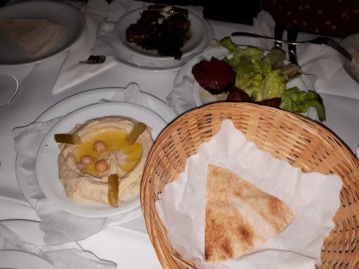 Mesa-Die Libanesische Art zu Speisen