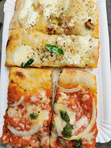 Vier Ecken - Seasonal Pizza