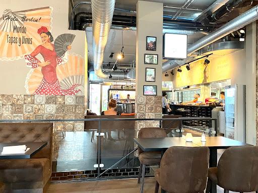 Mundo Restaurant - Zimmerstrasse - Berlin