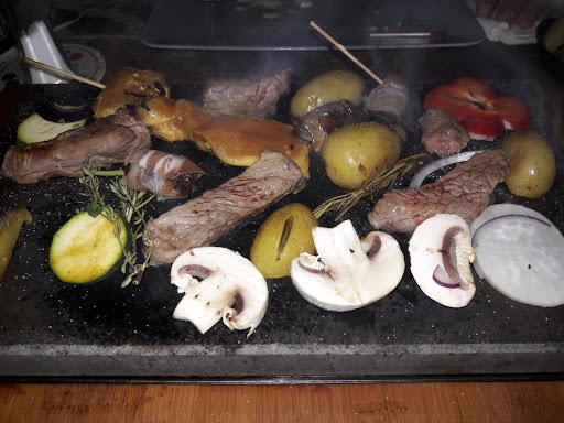 Restaurant Stock und Stein