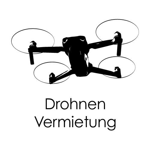 Drohnen Vermietung