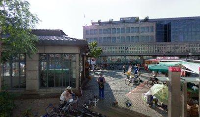 Testzentrum U-Bahnhof Hermannplatz Walk & GO