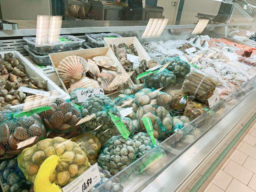 Fish No. 1 Supermarkt
