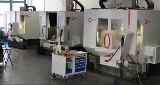PowerCut GmbH CNC-5-Achs-Fräsen