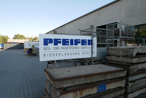PFEIFER Seil- und Hebetechnik GmbH