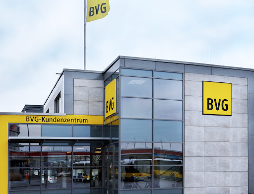 BVG Service-Punkt