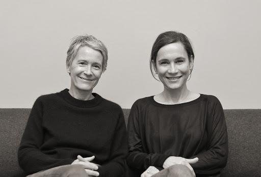Cathrin Sinell und Dana Frohriep