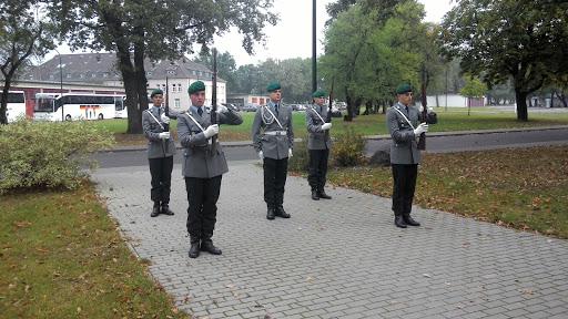 Evangelisches Militärdekanat Erfurt (mit vorläufigem Dienstsitz Berlin)