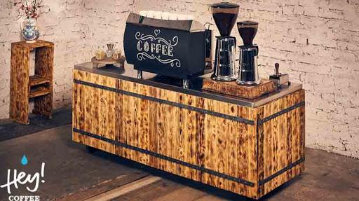 HEY! Coffee - The Mobile Coffee Experts Berlin