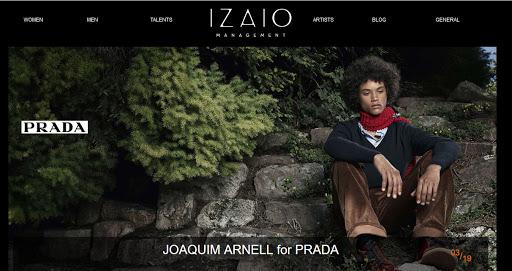 IZAIO Modelmanagement